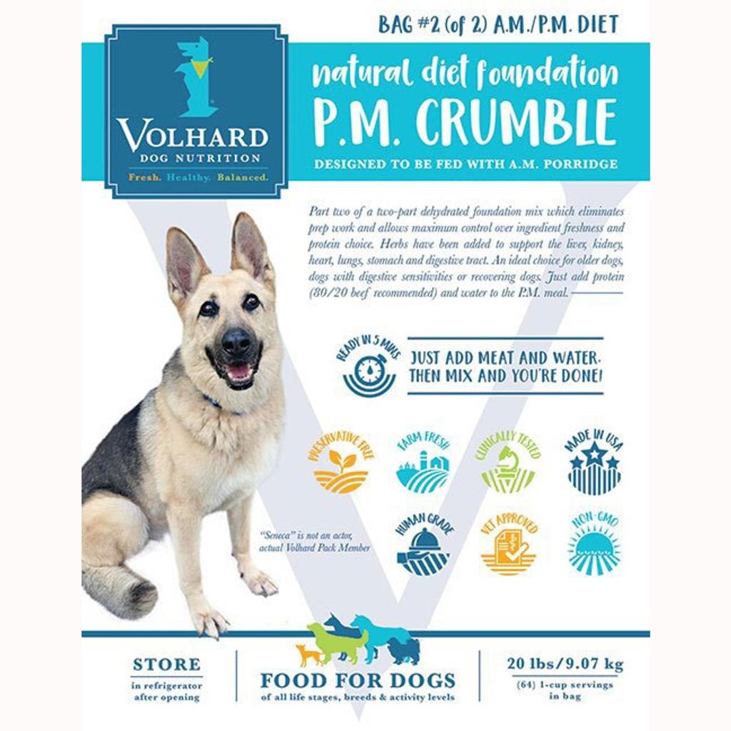 Original PM Crumble (5 lbs)