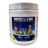 Myristin is Cetyl Myristoleate (CMO) and is one of the most effective products for hip and joint disorders in dogs.