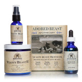 Contains 3 products- Yeasty Beast I, II and Liver tonic. The complete Yeasty Beast Protocol is an intelligent way to help get rid of dog yeast without dangerous yeast die-off. It's a safe and effective program of gentle herbs and homeopathic remedies.