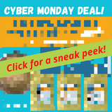 Cyber Monday Sneak Peek!
