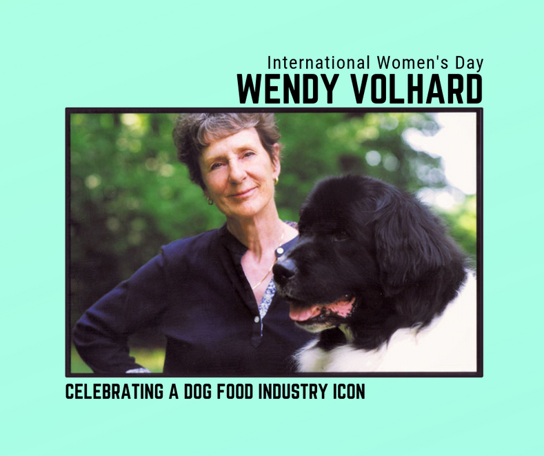 Celebrating our Founder Wendy Volhard: A Dog food Industry Icon