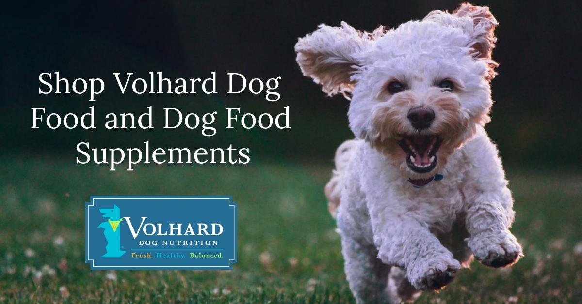 Shop Volhard Dog Food and Dog Food Supplements
