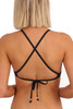 'Kirra' Triangle Tie Back - Black