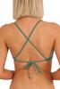 'Lola' Bralette Tie Back - Sage