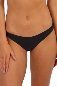 'Myko' Cheeky Brief - Black