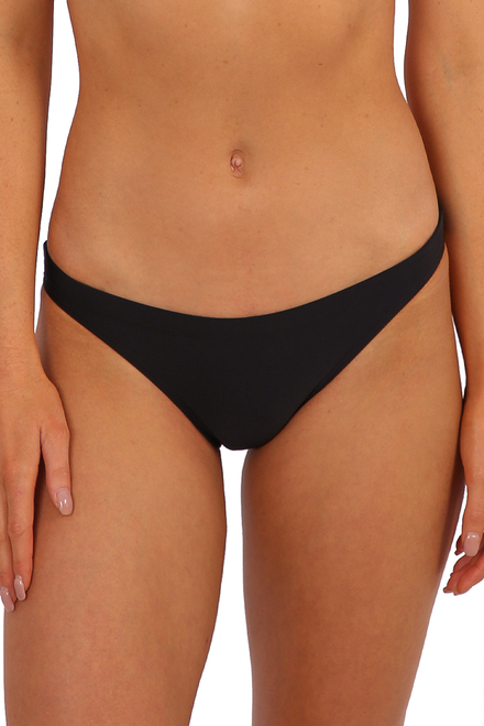 'Bondi' Cheeky Drawstring - Black