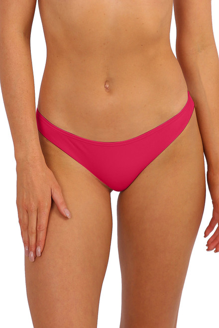'Myko' Cheeky Brief - Raspberry