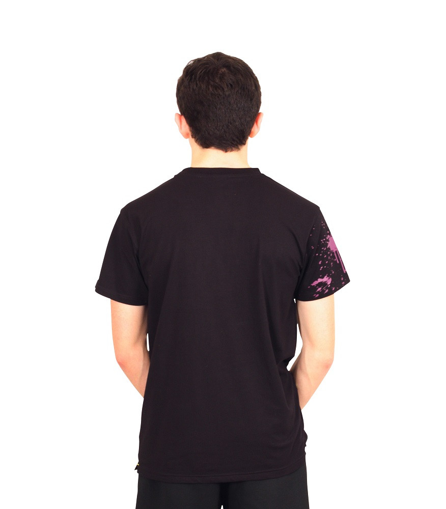 BLEECKER AND MERCER Technique SUPERIOR Tee with Chenille Accent