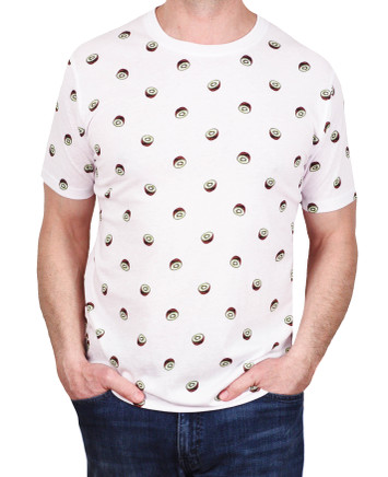 One Resolution Kiwi Print Tee