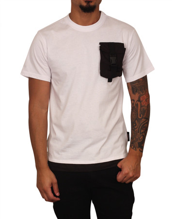 SWITCH Pocket Tee with Buckle Strap