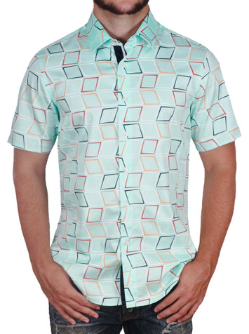 Printed Cotton Shirt from Rivelli