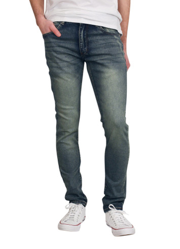 M. SOCIETY Super Stretch Skinny Fit Jeans