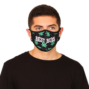 BEST BUDS Fashion Face Mask