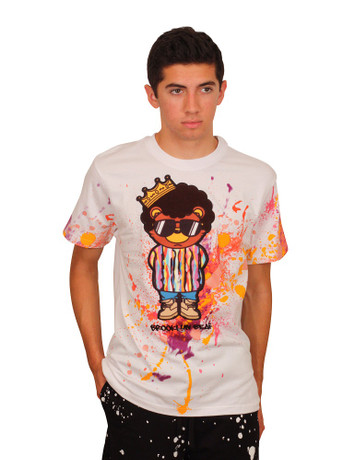REBEL MINDS Brooklyn Bear Tee