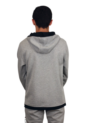 M. SOCIETY Tactical Full Zip Hoodie