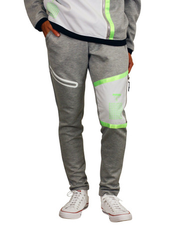 M. SOCIETY Tactical Joggers with Concealed Pockets