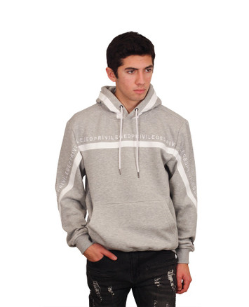 BLEECKER & MERCER PRIVILEGED Fleece Hoodie