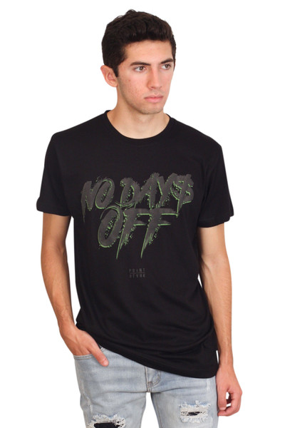 POINT BLANK NO DAYS OFF Tee