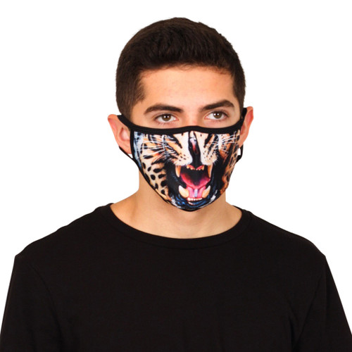 CHEETAH Fashion Face Mask