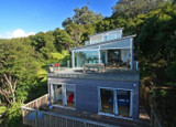 Waiheke Island Eco Friendly House