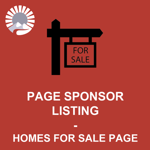 Homepage Sponsor Listing - Homes For Sale