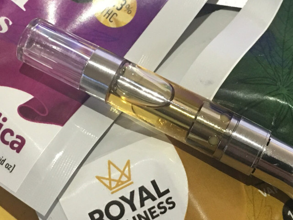 Royal Highness 1.1g Live Resin Cart