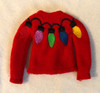 5x7 Slim Fit Elf Sweater Lights