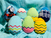 5x7 ITH Egg Stuffy Set