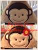 5x7 Monkey Set - Boy & Girl Monkey