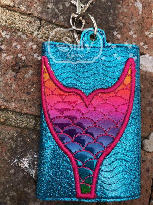 5x7 Wallet Mermaid