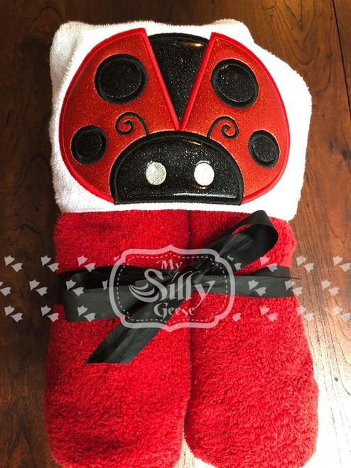 4x4 Ladybug Peeker