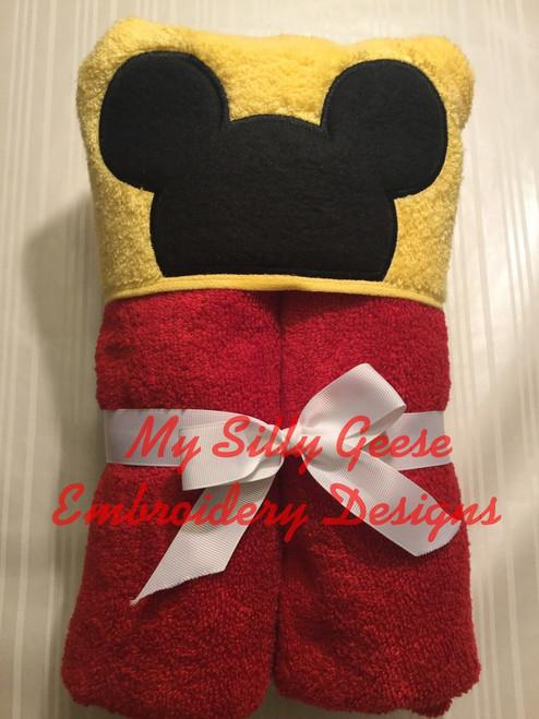 4x4 Boy Mouse Head Peeker