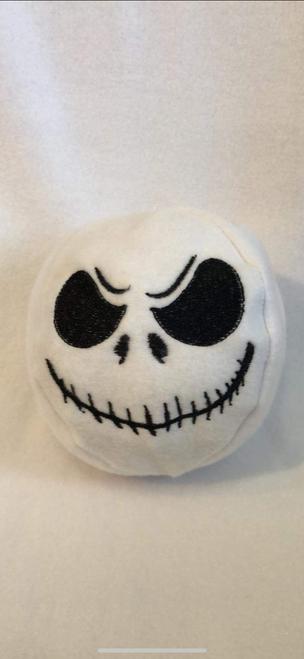 5x7 ITH Snowball Skeleton Guy
