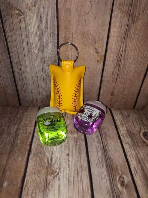 5x7 Sanitizer Case SMALL Baseball