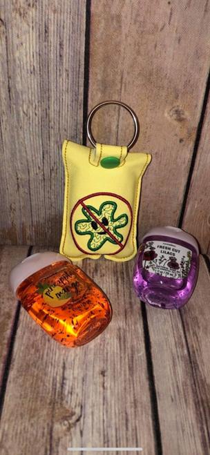 5x7 Sanitizer Case SMALL Germ