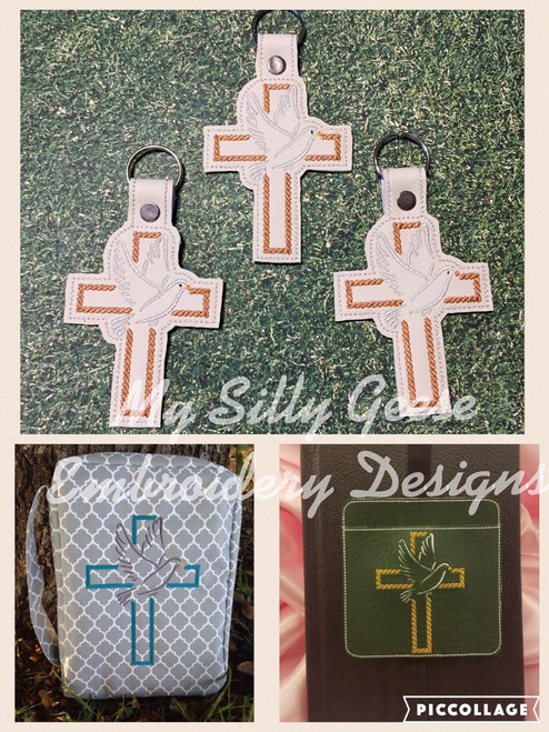 4x4 Cross Dove Set