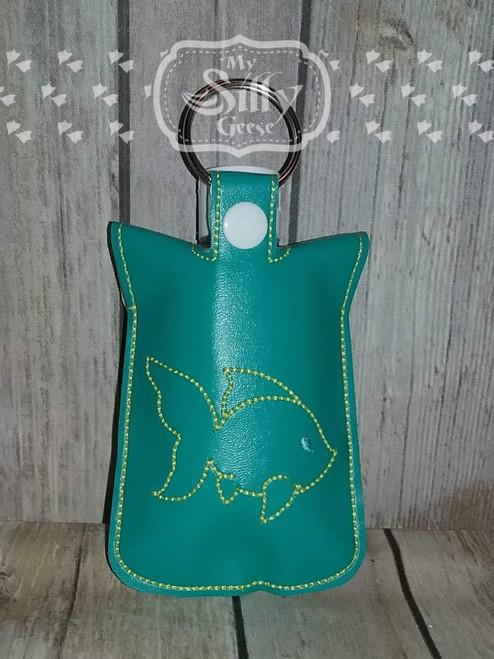 5x7 Sanitizer Case Fish