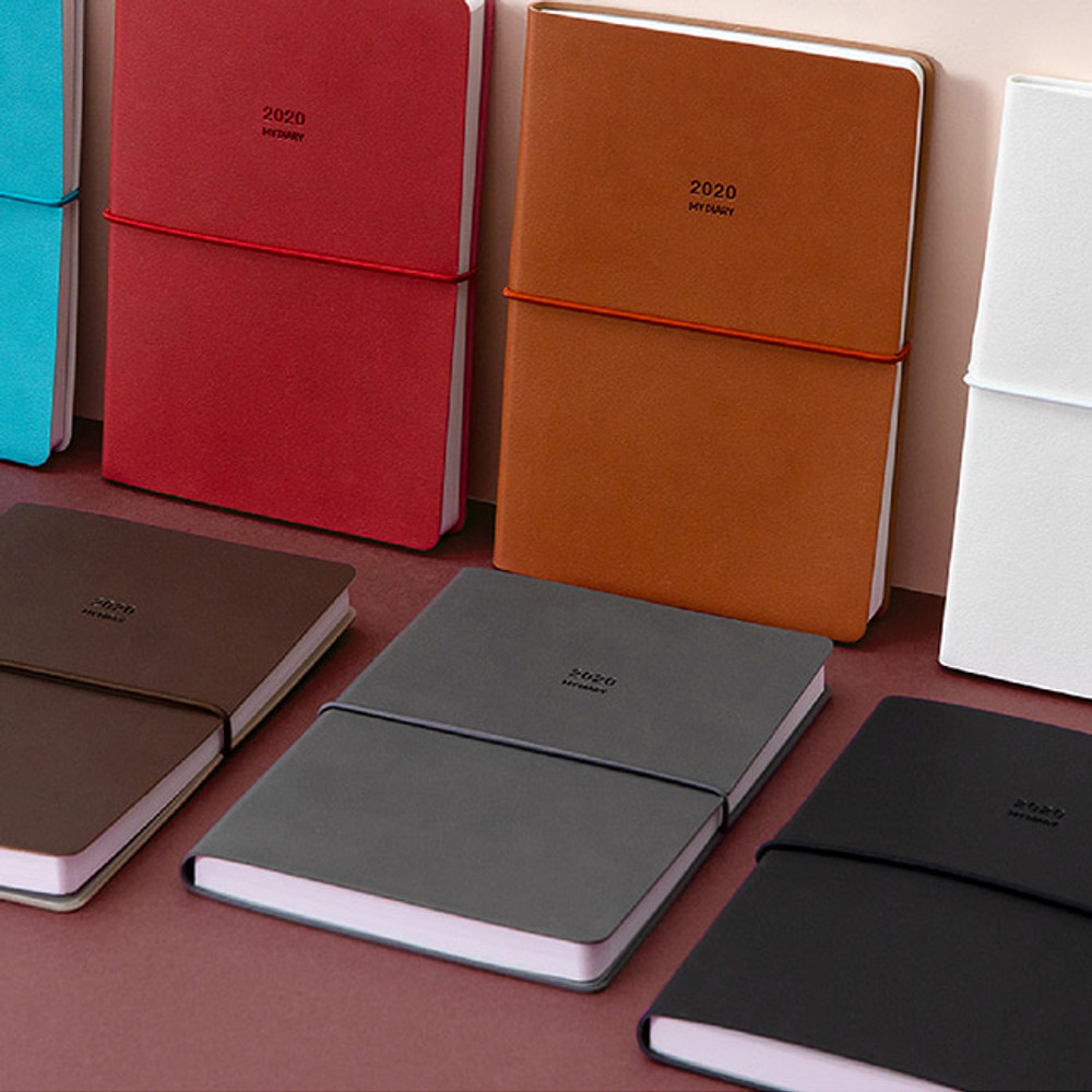 Ardium 2020 My diary monthly dated planner