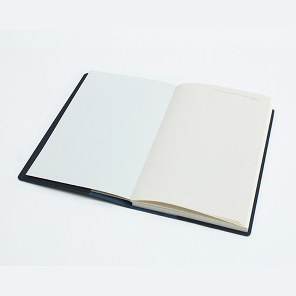 Cover - Bookfriends ABC large grid notebook