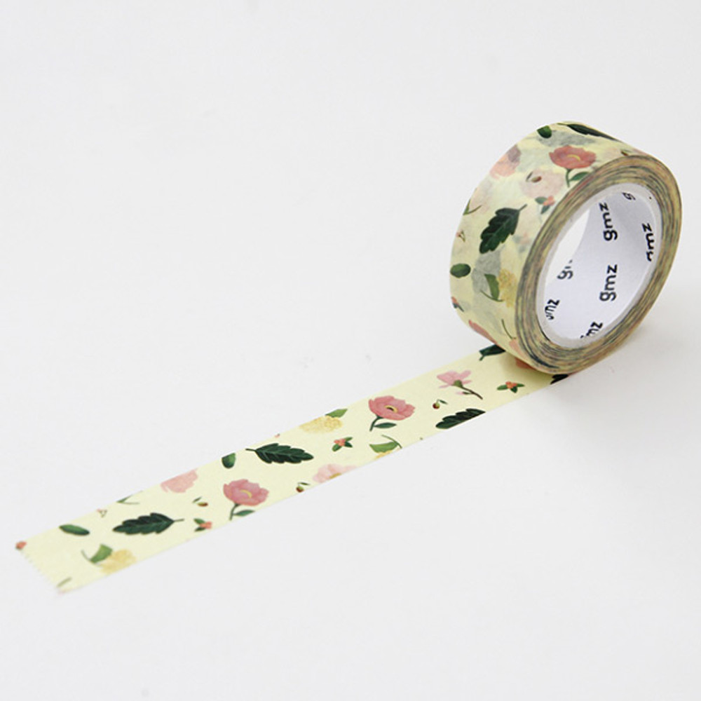 Garden - GMZ Lovable pattern paper deco masking tape