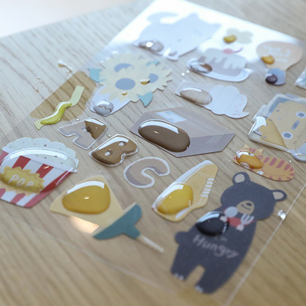 Mango - Oh-ssumthing O-ssum sticker for decoration ver2