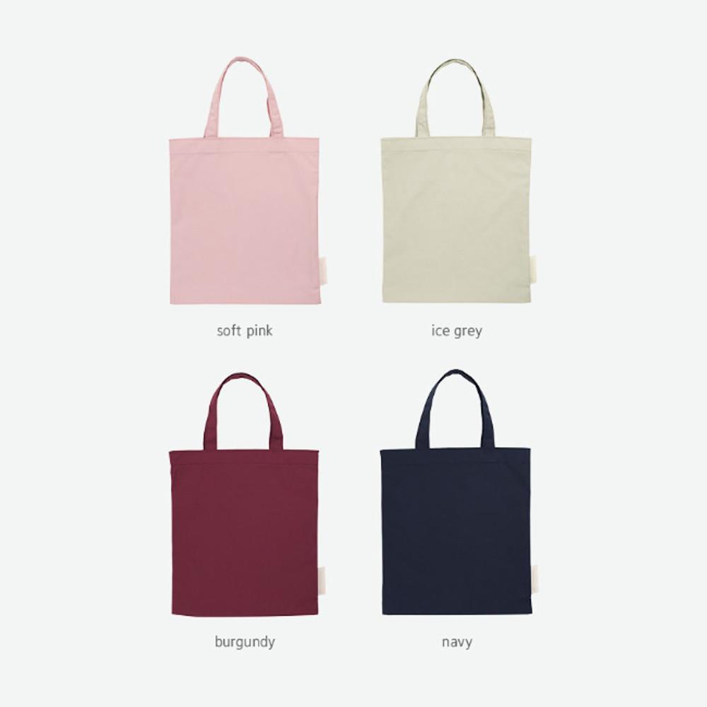 Color - Byfulldesign Light daily mini tote bag