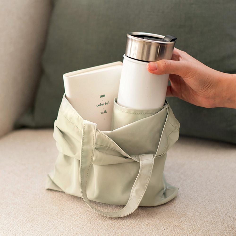 Byfulldesign Light daily mini tote bag