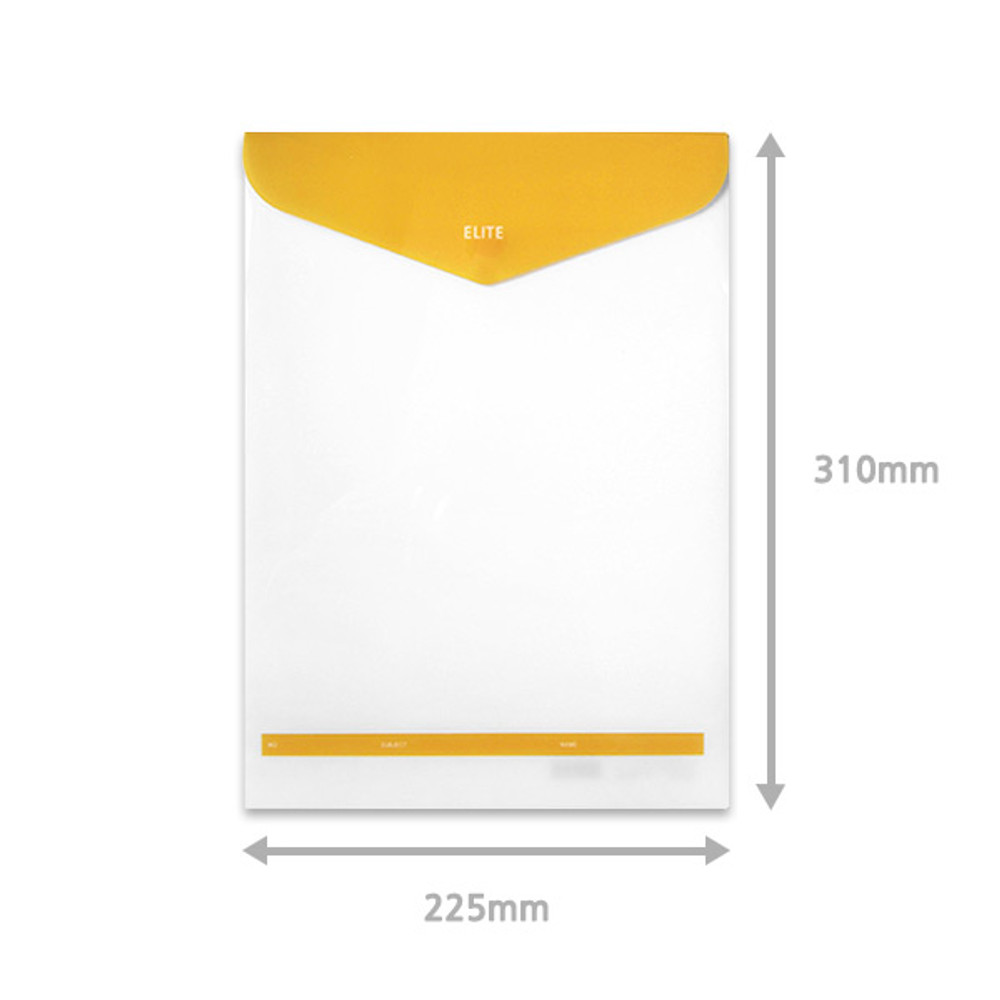 Size - 2young Elite A4 file folder pouch set