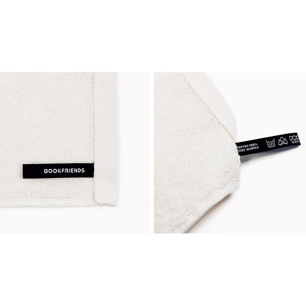 Loop - Bookfriends Anne and Alice hanging tie towel gift package