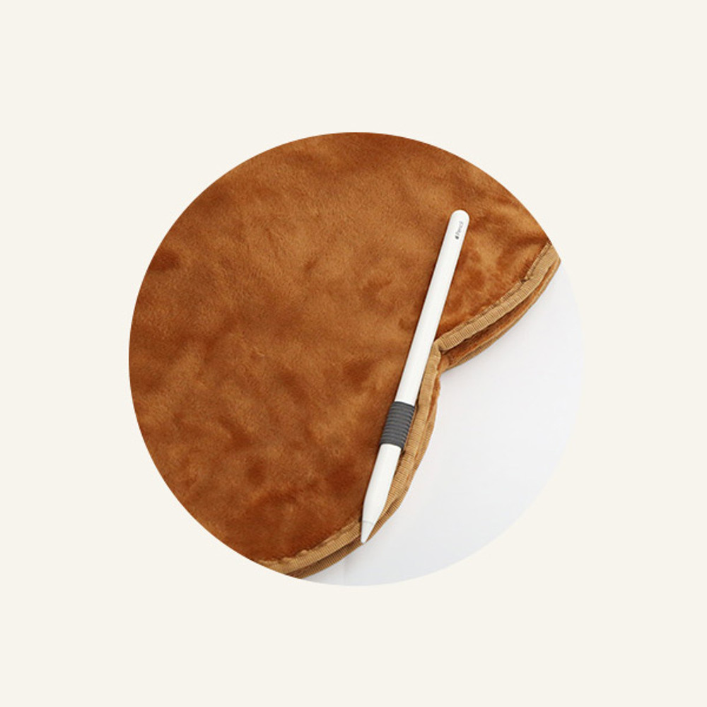 Inner pen holder - ROMANE Peanut iPad tablet PC 11 inches sleeve pouch case