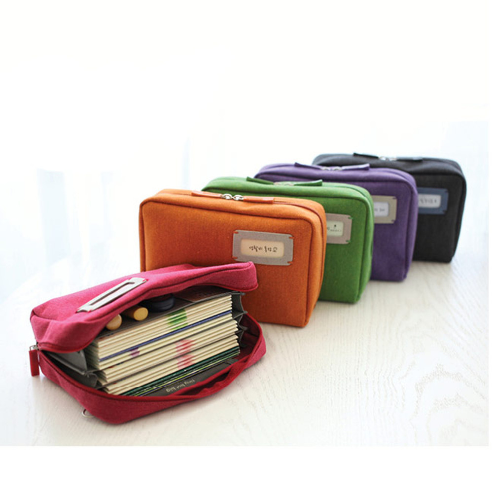 Bankbook pouch