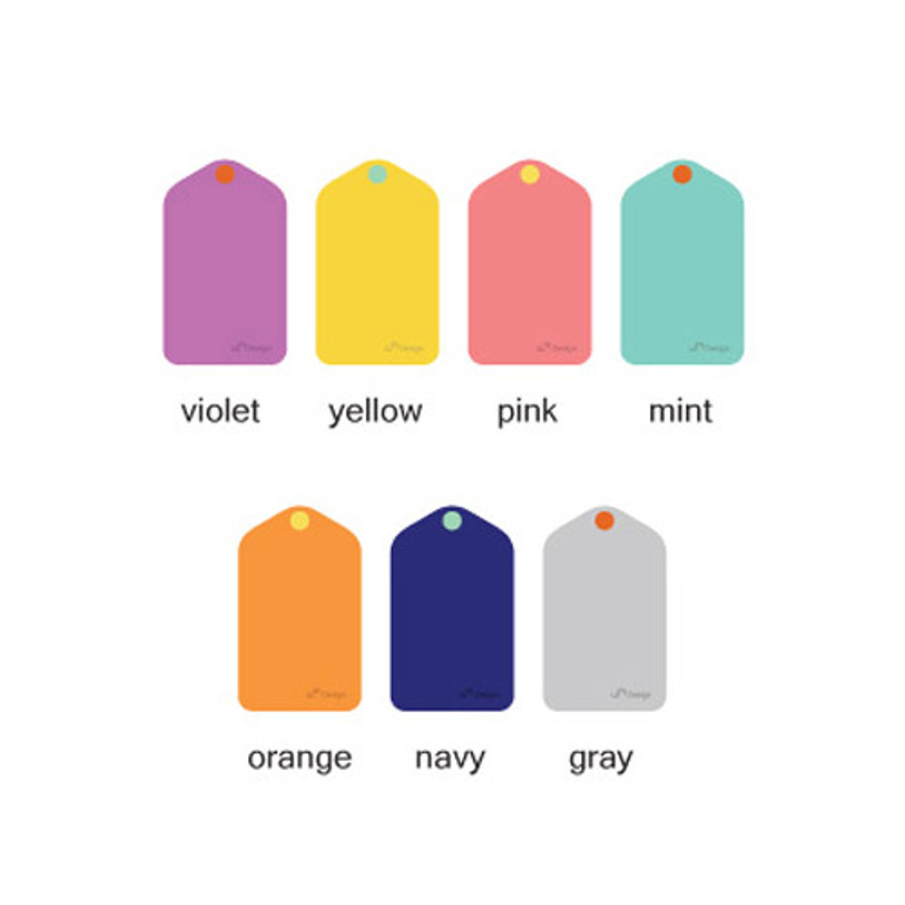 Colors of Soft card case