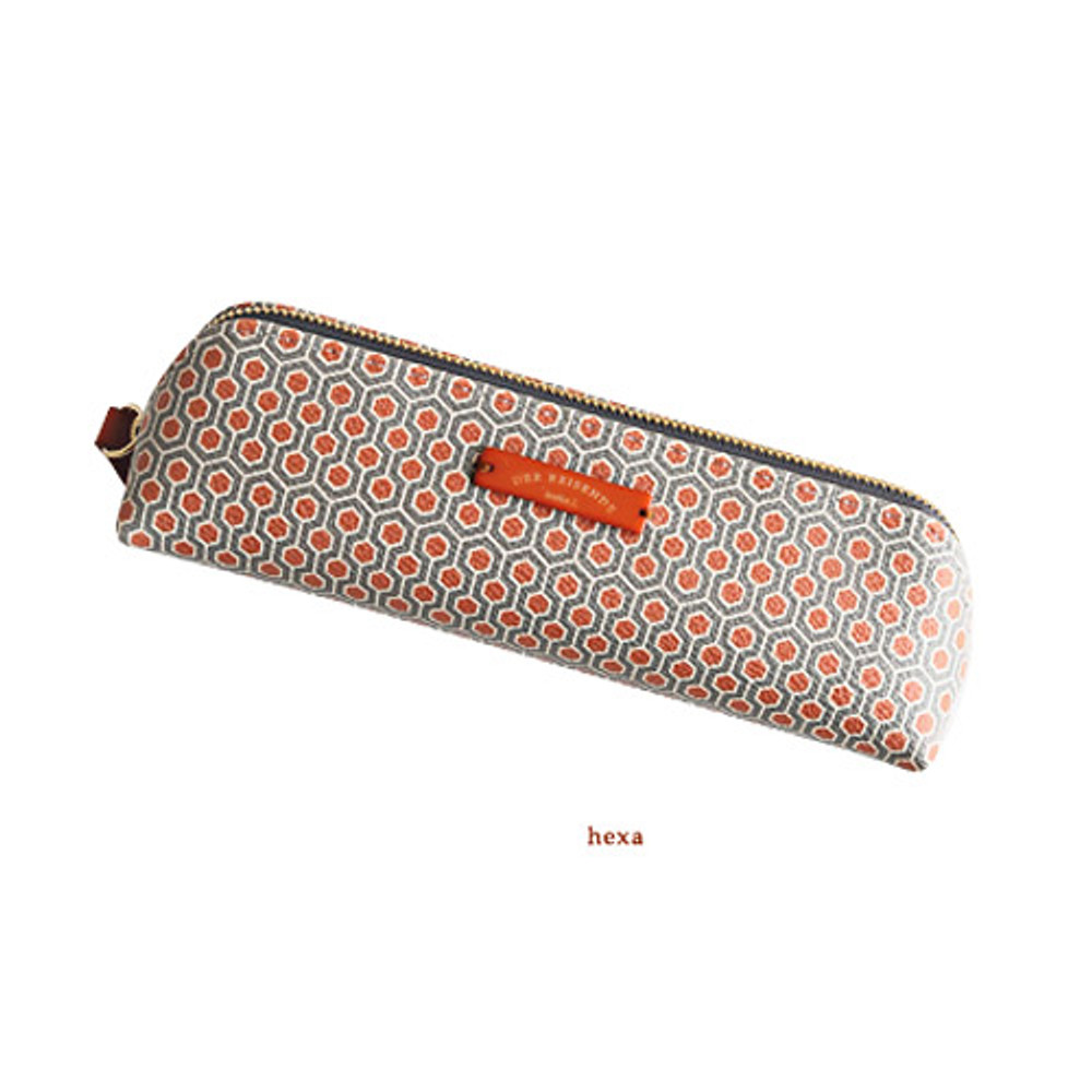 Hexa - Der reisende pencil case