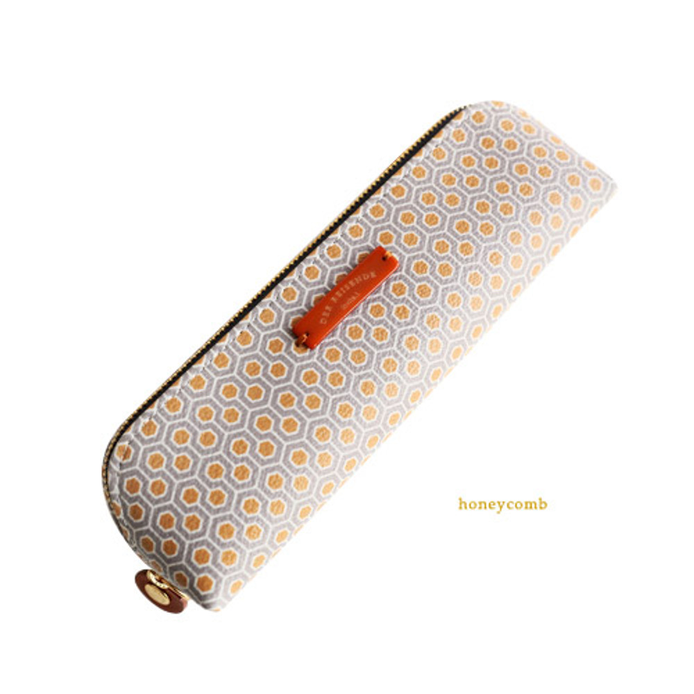 Honeycomb - Der reisende pencil case